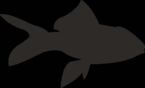 Стикер Риба