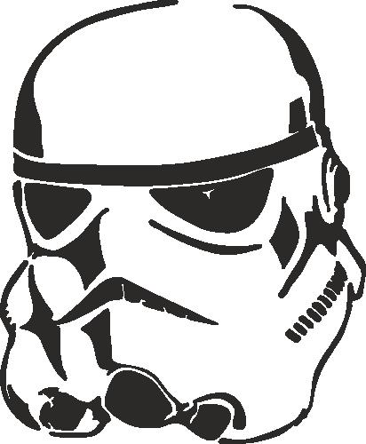 Стикер trooper