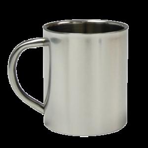 стоманена чаша