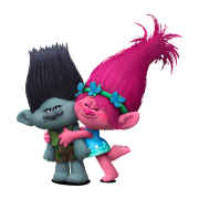 Trolls_Branch_and_Poppy_Transparent_PNG_Image